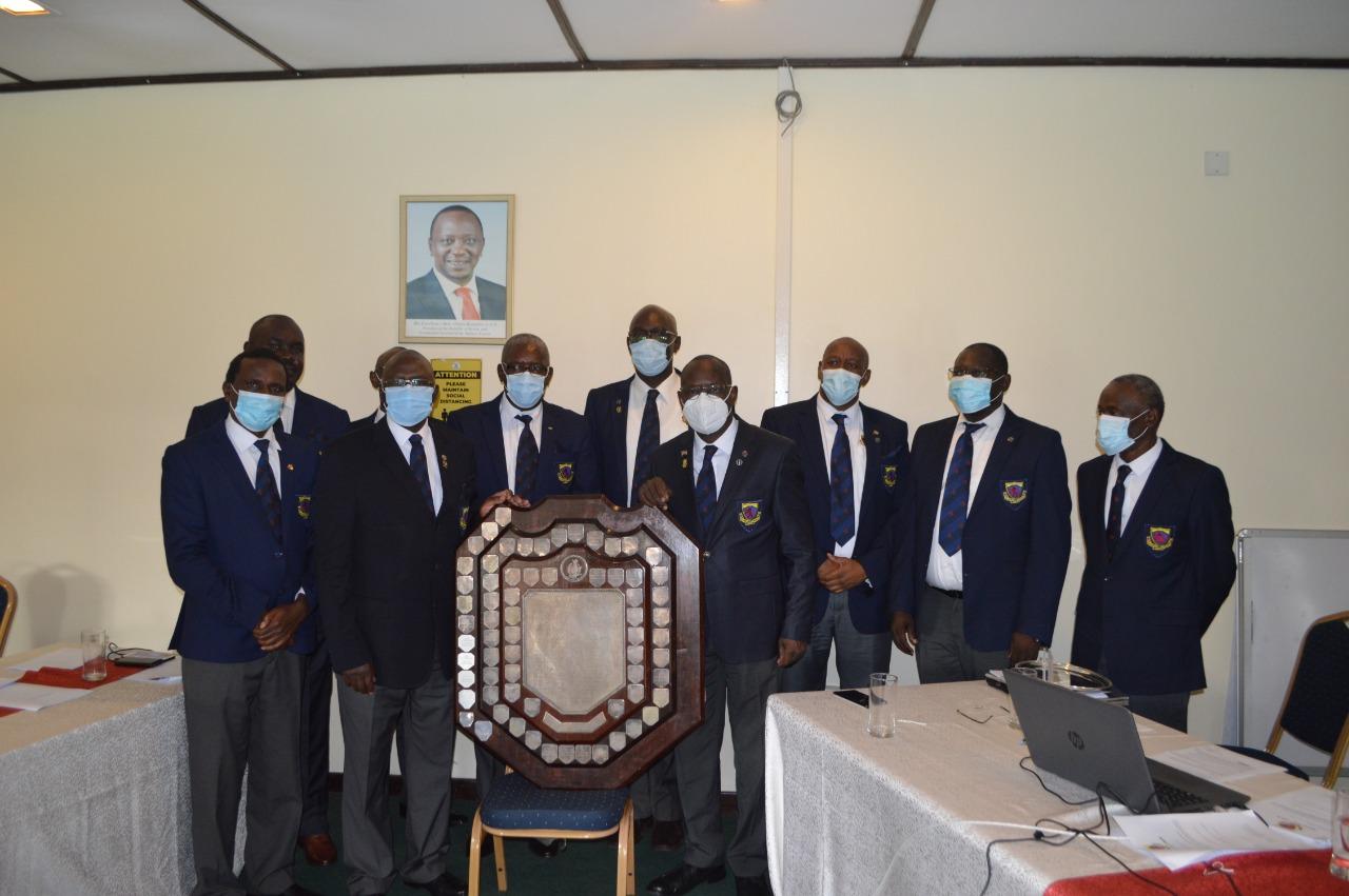 2021/2022 KENYA GOLF UNION EXECUTIVES